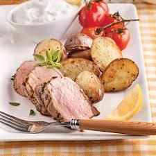 cuisine grecque filet de porc à la grecque recettes cuisine et nutrition