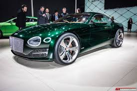 bentley exp 12 2019 bentley barnato sportscar confirmed based on exp 10 speed 6