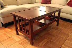 coffee table height adjustable coffee table 1950s for sale at