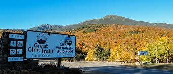 fall foliage mt washington mount washington auto road gorham nh