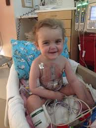 a heart for walker two year old glasgow boy undergoes transplant