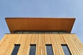 rivestimento facciate in legno facciate riko hi紂e