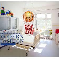 Children Bedroom Lighting New Creative Children Bedroom Lights Balcony Basketball Pendant