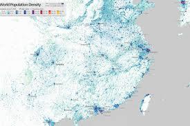 Urban Map Global Cities U2013 Citygeographics Urban Form Dynamics And