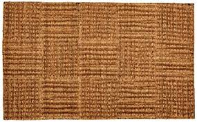 Clearance Outdoor Rug Amazon Com Kempf Coco Rug Low Clearance Doormat 18 By 30 By