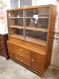 sumptuous design mid century modern dining room hutch display