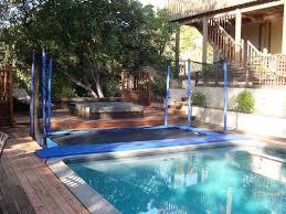 Best Backyard Trampolines 25 Best In Ground Trampolines Images On Pinterest Trampolines