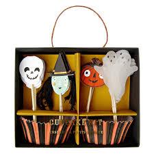 Halloween Cupcakes Skeleton by Cupcake Kits Ruffles U0026 Sweets