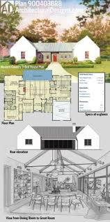symmetrical house plans plan 737002lvl two suite modern rustic house plan modern house
