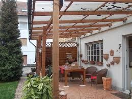 carport mit balkon pergola carport 7m x 3m neuwertig mit regenrinne in ilvesheim