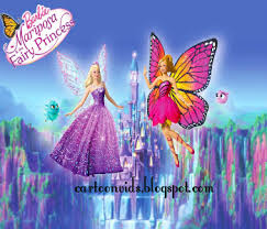cartoons videos barbie mariposa fairy princess watch