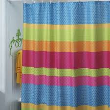 Bright Shower Curtain Go Geo Bright Shower Curtain From Seventh Avenue Dm705130
