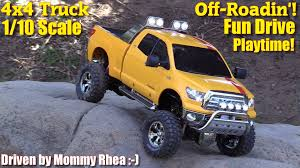 toyota cars and trucks rc cars and toys 4x4 remote control truck off road run toyota