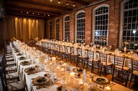 wedding venues durham nc glamorous winter wedding at the cotton room in durham nc