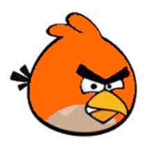 orange angry bird roblox