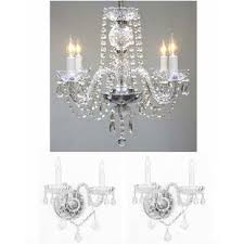 Chandelier Sconce Chandelier Wall Sconce Wayfair