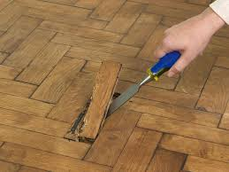 Laminate Floor Repair How To Repair Parquet Flooring How Tos Diy