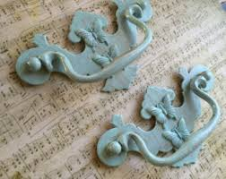 Shabby Chic Drawer Pulls by Batwing Drawer Pulls Etsy