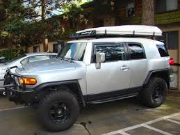 Fj Cruiser Roof Rack Oem by Baja Rack All Flat Utility Rack Awning Toyota Fj Cruiser Forum