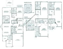 Dr Horton Cambridge Floor Plan by Palm Springs Model In The Carillon At Cambridge Lakes Subdivision