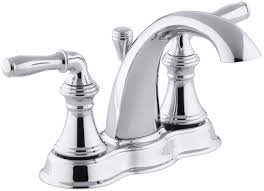Double Handle Shower Faucet Faucet Com K 393 N4 Cp In Polished Chrome By Kohler