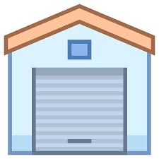garage closed icon free download at icons8