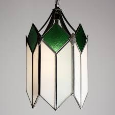 art deco pendant lights marvelous art deco pendant light with original stained glass nc1438