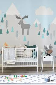 best 25 mountain wallpaper ideas on pinterest mountain bedroom kids mountain scene wall mural