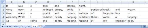 macros excel extracting data from multiple worksheets where