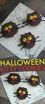 halloween kitty cookies frugal mom eh