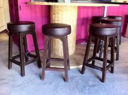 2nd hand bar stools 2nd hand rotating bar stool