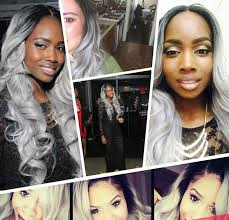 can ypu safely bodywave grey hair body wave grey gray ombre virgin hair 1b platinum grey gray hair
