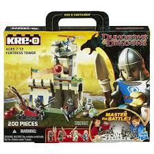 kre o dungeons and dragons fortress tower toys