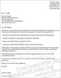 employee relations cover letter best solutions of sample of cover