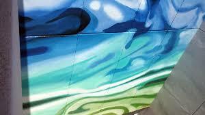 south florida mural painter bill savarese close up 3
