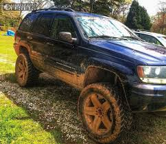 lifted jeep grand cherokee wheel offset 2004 jeep grand cherokee aggressive 1 outside fender