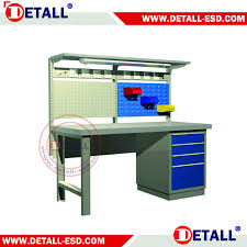 Woodworking Bench Top Design by Top Design Antistatic Industrial Metal Workbench Buy Workbench