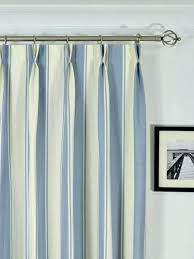 Striped Blackout Curtains Striped Curtain Panels Blue Stripe Curtains Stripe Blackout