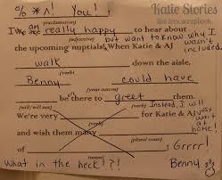 Thanksgiving Madlib Katie Stories Scrapbook Crafting Blog January 2014
