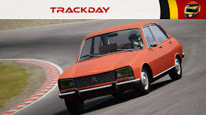 pigeot car trackday 48 peugeot 504 zandvoort fr ᴴᴰ youtube