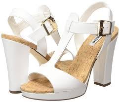 dune ismin women u0027s heels sandals white shoes dune lace up flats