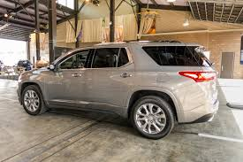 2018 chevrolet traverse review first drive news cars com