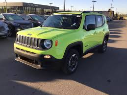 jeep renegade orange 2017 new 2017 jeep renegade 4x4 sport power options air conditioning