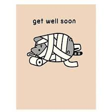 Pusheen Cat Meme - pusheen get well card official greetings cute crazy cat lady gift