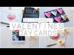 Diy Valentines Day Gift Guide For Friends Family Diy S Day Cards Image 3993844 By