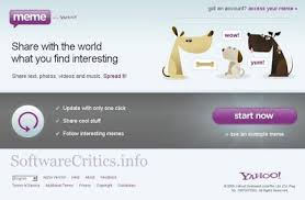 Yahoo Meme - yahoo meme features disclosed software critics