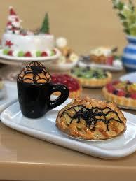 cuisine miniature miniature pie 2 cm hobby mini ร านจำหน ายของจ ว งานแฮนด เมด