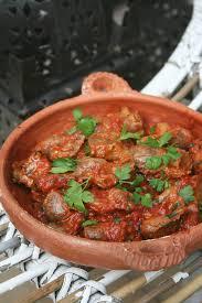 cuisiner les gesiers gésiers de poulet à la chermoula culinaire by minouchka