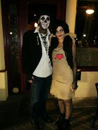 Voodoo Doll Costume Halloween Easy Voodoo Doll Costume Costumes Dolls Halloween Costumes