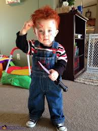 chucky costume toddler chucky costume for babies